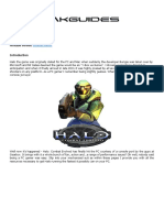 Tweak Guide for Halo