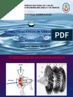 6. Elementos Estaticos en Turbomaquinas