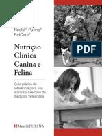 Nutrição clínica canina e felina