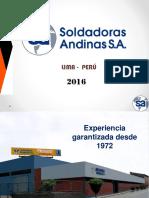 maquinas SOLANDINAS 2016