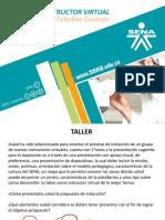 Presentacion Power Point Nduccion_formacion_virtual