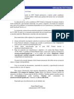 Información CET Virtual