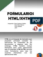 Exposicion Formularios HTML