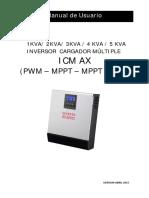 Manual Icm Ax Pwm Mppt 1-5kva (1)