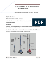 Laboratorio de Acidez Del Vinagre y Oxidoreducciòn