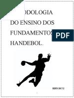 Apostila Fundamentos DoHandebol 2017 2