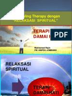 Seft Healing - Relaksasi Spiritual