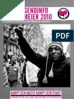 Jugendinfo Silvio-Meier 2010