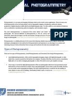 Aereal Photogrammetry