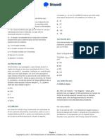 LISTA 5 STOODI - FÍSICA - Aplicações Das Leis de Newton