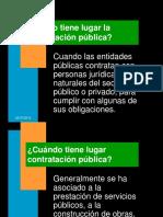 A.a Generalidades de La Contratacion