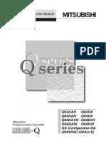 Mitsubishi Q64DA Series Anolog Module User Manual