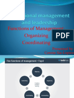 Educational management and leadership - Coordinating.pptx