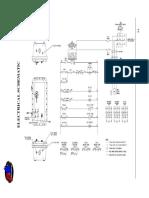 Electrical Schematic bandeja M8