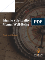 FINAL Islamic Spirituality and Mental Well Being 1