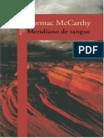 Meridiano de Sangue - Cormac McCarthy-convertido