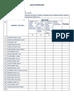 Guia de Observacion Para Todos Los Alumnos 1ºb-28-04 Al 02-05-2014