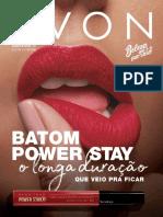 Folheto Avon Cosméticos - 14/2019