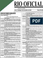 Diario Oficial 30-12-2018 Total