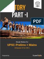 Ncert Notes History Class Vi Viii
