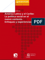 Politica Social en Nuevo Contexto