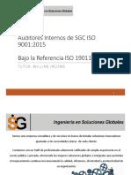 ISO 19011 - Auditores Internos