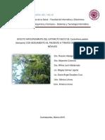 Efecto Hipolipemiante Del Extracto Seco de Cyclanthera Pedata (Achojcha) Con Seguimiento Al Paciente a Través de Aplicaciones Móviles