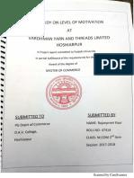 Project File vardhman