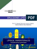 Emulsiones Lipídicas 2011-12-1