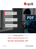 EB AMER Secure Messaging Rollout
