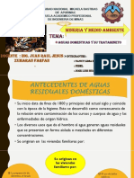 Exposicion Aguas Domesticas
