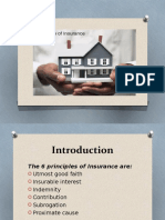 b. Principle of Insurance - 6