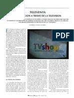 Televenta Distribucion a Traves de La Television Enrique Gomez Navarro(1)