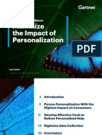 Executive Guidance Maximize Personalization eBook