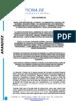 Dimisión del concejal de Hacienda Eduardo Pérez