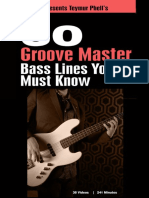 30 Groove Master Bass Lines - Teymur Phell_s