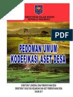 Pedum Kodefikasi Aset Desa