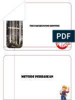 Metode Perbaikan Precast - The Pakubuwono Menteng