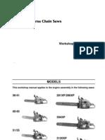 Husqvarna Service Manual
