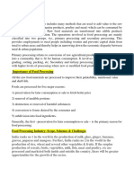 Food Processing Industry-1