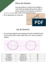 3.2 Elementos Simetría & 14 Redes de Bravais