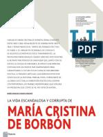 María Cristina de Borbón (Historia de Iberia Vieja)