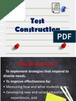 TEST CONSTRUCTION.pptx