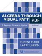 Algebra Through Visual Patterns Eugene Maier.pdf