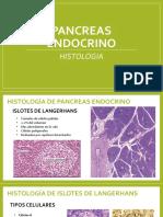 Pancreas e Higado endocrino