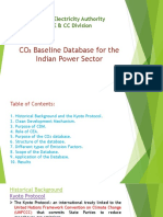 CO2 Baseline Database For the Indian Power Sector.