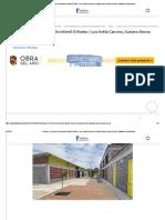 Colegio y Centro de Desarrollo Infantil El Rodeo _ Luis Ardila Cancino, Gustavo Alonso Bayona Vera _ Plataforma Arquitectura
