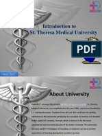St. Theresa Medical University-converted