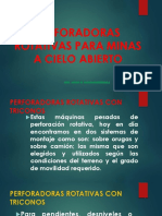 11. PERFORACION ROTATIVA COMN TRICONO MIN.SUPERF.pptx