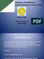 Load Balanced